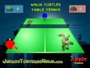 Tortue Ninja Ping-Pong