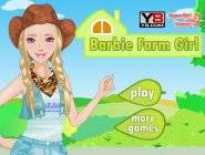 Barbie Apprentie Fermière