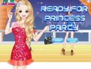 Ready for Princess Party