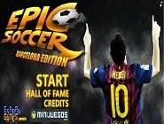 Epic Messi Football