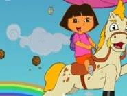 Dora et la Licorne