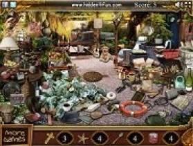 jeux d 39 objets caches le jardin de mes r ves. Black Bedroom Furniture Sets. Home Design Ideas