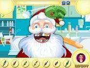 Père Noël Chez Le Dentiste