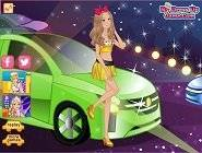 Barbie Car Model