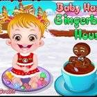Baby Hazel: Gingerbread House 7516