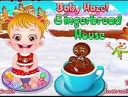 Baby Hazel: Gingerbread House 7516