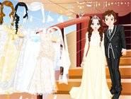 Wedding Couple Dress Up