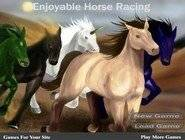 Enjoyable Horse Racing