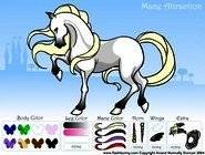 Mane Pony Dress Up