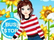Bus Stop Girl