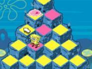 Bob l'éponge Pyramid Peril