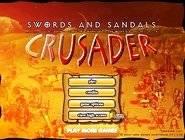 Swords & Sandals Crusader
