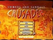 Swords & Sandals Crusader