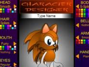Sonic Character Creator