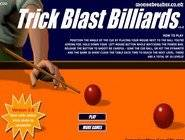 Trick Blast Billiards