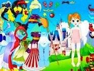 Fairytale Doll Dress Up