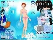 Underwater Dress Up