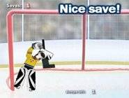 Ragdoll Hockey Goalie