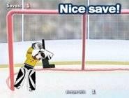 Ragdoll Hockey Goalie