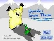 Snow Throw