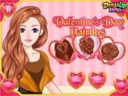 Valentines Day Hairdos