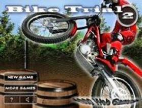 bike trial 2 jeux de moto cascade gratuit. Black Bedroom Furniture Sets. Home Design Ideas