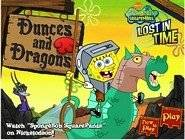 SpongeBob Dunces and Dragons