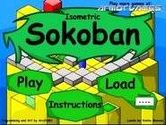 Isometric Sokoban