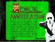 Ewoks Annihilation
