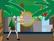 Fighting School