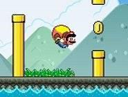 Super Flappy Mario