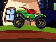 Tortues Ninja Monster Truck