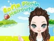 Coiffure Sophia's Picnic