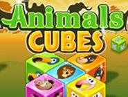 Animals Cubes