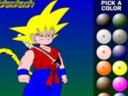 Goku Paint
