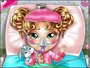 Baby Flu Doctor Care