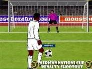 African Nations Cup - Penalty Shootout