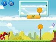 Angry Birds Ballons