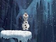 La Reine Des Neiges : La Chute Glacée d'Olaf