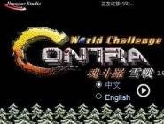 Contra Snowfield Battle