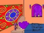 Escape Orange Room