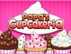 Jeu papa 39 s cupcakeria gratuit sur - L ecole de cuisine de sara gratuit ...