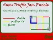 Sams Traffic Jam