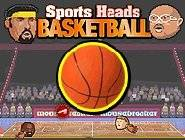 Sports Heads Basket