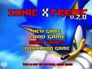 Sonic X Treme 2