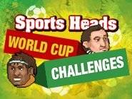 Sports Heads Worldcup Challenges