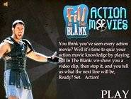 Action Movies Quiz