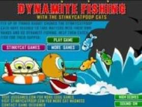 dynamite fishing jeux d 39 animaux gratuit. Black Bedroom Furniture Sets. Home Design Ideas
