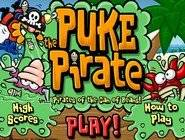 Puke The Pirate