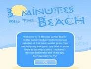 3 Minutes On The Beach